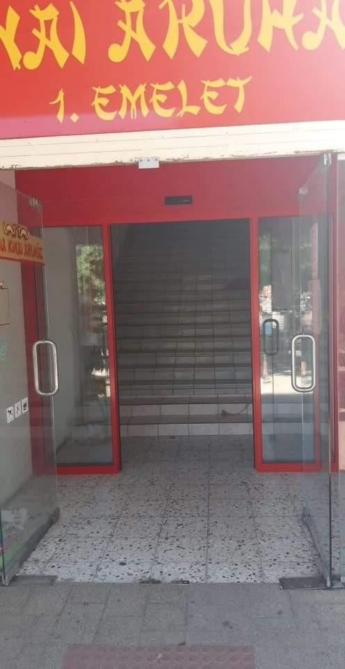 Ditec automata fotocellás ajtó telepítésünk Orosházán